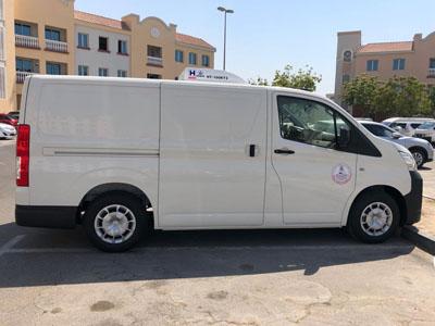 Chillar Van