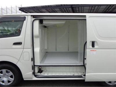 Hi-Roof Van